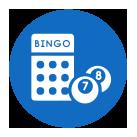 Action - Games (e.g.Bingo)
